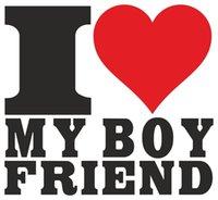 ingrosso camicia dei fidanzati-I LOVE MY BOYFRIEND T SHIRT VALENTINES GIRLFRIEND GIFT PARTNER MENS LADIES TOP T-shirt con cappuccio hip hop