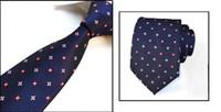 hombres dos pajaritas de tono al por mayor-Nueva moda europea y americana Accesorios de Hip-Hop para hombres Caja de regalo Conjunto Corbata Traje de negocios Joyería de corbata de boda