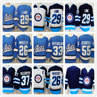 671f9fc4d Wholesale byfuglien jersey resale online - 29 Patrik Laine Men s Winnipeg  Jets Blake Wheeler Dustin