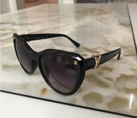 Wholesale mens half frame sunglasses resale online - 2019 Fashion New Popular High Quality Classic Hot sales Pilot V1854 Sunglasses Designer Brand Mens movement leisure Womens Sunglasses