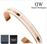 nouvelle arrivée de montres pour hommes achat en gros de-Nouvelle Arrivée De Mode Bijoux Hommes Femmes Daniel Wellington Luxe Marques Montres Accessoires Unisexe Classique Bracelet Or Rose 316L Dw