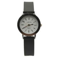 relógio feminino exclusivo venda por atacado-Moda Exclusiva Roman Silicone Relógio De Quartzo Estudante Mulheres Dos Homens À Prova D 'Água Meninas Casal Amante Casuais Mulher Presente