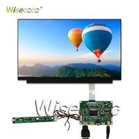 fhd ekranı toptan satış-HDMI EDP 30 pin Sürücü Kurulu 13.3 '' 1920 * 1080 FHD Ekran Araç Ahududu Pi 3 Sıfır 1080P Ekran LCD Monitör Modülü DIY Kit IPS