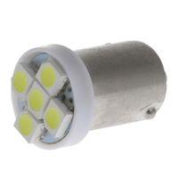 lâmpada verde 1157 venda por atacado-BA9S 1210 5SMD 3528 Chips Car LED Lâmpada Do Painel de Interiores Lâmpada 12 V DC Auto Lâmpadas