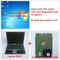 ordinateur portable de diagnostic bmw icom ista achat en gros de-2019.07 logiciel pour BMW icom a2 prochain logiciel de diagnostic ISTA D: 4.17 P: 3.66.1 avec ordinateur portable d630 pour le diagnostic des voitures BMW