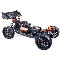fırçasız motor hızı kontrolü toptan satış-ZD Yarış 9020-V3 1/8 4WD 70 km / saat Yüksek Hızlı Buggy Uzaktan Kumanda Arabalar 120A ESC 4274 Fırçasız Motor RC Araba