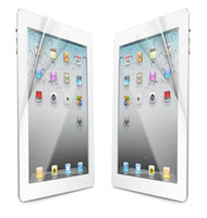 Wholesale Screen Protector Clear Matte LCD Screen Film Guard Protection without Retail Package for Ipad mini Ipad air