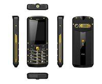 Wholesale camera mp3 player flashlight resale online - Support RU Language AGM M2 quot Rugged Phone Dual SIM Rear MP Outdoor Phone IP68 Waterproof Shockproof Flashlight mAh