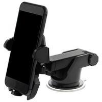 rüzgarlıklar toptan satış-Evrensel Cep Araç Telefonu Tutucu 360 Derece Ayarlanabilir Pencere Cam Dashboard Tutucu Tüm Cep Telefonu GPS Sahipleri Için Standı