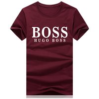 gömlek boynu tipi toptan satış-2018 comics tipi poster T-shirt Hayranları Için Toptan Indirim Tüm Şampiyonlar 2019 Moda erkek Marka Giyim Erkek O Boyun Streetwear