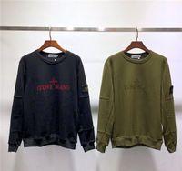 blusas de lã unisex venda por atacado-Chegada nova das mulheres dos homens de lã jaquetas de moda camisolas em torno do pescoço blusas unisex casaco casual quente G716343