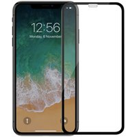 ingrosso pellicola dello schermo di lg l9-3D Full colla, vetro temperato per iPhone 11 ProMax XsMax Xr 11 11Pro Full Cover 9H protettiva Screen Protector pellicola
