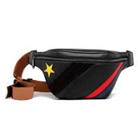 paquetes de cintura para hombre al por mayor-Nuevo diseñador bolso de Crossbody para las mujeres y para hombre del monedero Bumbag Diseñador fannypack de trasero de la cintura del paquete empaqueta el envío libre de la gota de envío