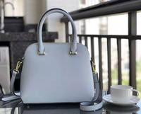 Wholesale brand fashion tote bags resale online - Brand designer shell handbags crossbody shoulder totes bags for women handbag PU leather