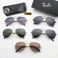 gafas de sol de varios colores al por mayor-Explosivo Hombre Polarizado Marco de memoria plegable Serie de película de color Conducción Pesca Gafas de sol + Kit de caja