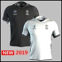 fußball-trikots australien großhandel-International League 2019 Japan WM Fidschi Heimspiel Rugby Trikots Rugby League Trikot Fidschi Union Trikot Trikots s-3xl