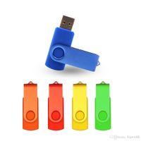 Wholesale custom flash drives resale online - Good g g USB Flash Drive Custom Logo Pen Drive Real Capacity Pendrive GB USB Stick Usb Memory Stick Over Free Logo