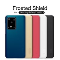 Wholesale nillkin matte hard cover case for sale – best Matte Case For Samsung Galaxy S20 Plus Nillkin Frosted Shield PC Hard Back Cover for Samsung galaxy S20 Ultra Case S20 Coques
