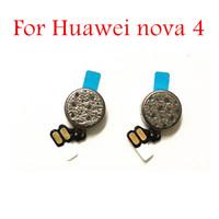 testen von handys großhandel-Für huawei nova 4 vibrator modul für huawei nova4 handy motor vibrationsband flexkabel reparatur ersatzteile test qc