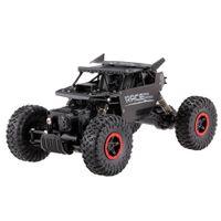 rc steuerfahrzeuge großhandel-Goolsky 9118 1: 18 Rc Auto 2 .4g 4wd Alloy Metal Body Shell Crawler Rc Buggy Auto Suv Fahrzeuge Fernbedienung Spielzeug
