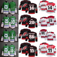 Wholesale teuvo teravainen jerseys resale online - 2018 Season Carolina Hurricanes20 Sebastian Aho Justin Williams Teuvo Teravainen Staal Hockey Jerseys Men All Stitched Jerseys