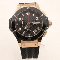 Wholesale bangs resale online - 2020 Colors Luxury Watch Big Sell Big Bang Geneve mm Small Dials Are Work Quartz Watch Quartz Needle Men Watches Royal Oaks