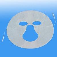 rosto, beleza, facial, massager venda por atacado-2 pcs muito faciais almofadas de eletrodo rosto Dezenas Máquina Facial beleza Eletrodo Pads com cabo para massageador de corpo inteiro máquina de pulso