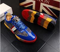sapatos casuais oxford casual venda por atacado-2019 Novo PU de Couro Casual Condução Oxfords Flats Flats Mens Sapatos Mocassins Sapatos de Casamento Dos Homens Italianos BM628