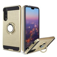 Wholesale pc case brackets online – custom 360 Degree Holder Armor Case For Foxxd Miro L590A For iPhone XS XR XS Max TPU PC Magnetic Suction Bracket Cover D