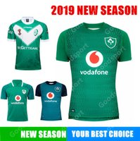 camisa de johnny al por mayor-2019 Ireland Rugby Jerseys camisetas JOHNNY SEXTON BEST CARBERY CONAN CONWAY CRONIN EARLS healy henderson henshaw CAMPEÓN ss