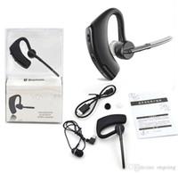 voyager kopfhörer groihandel-Bluetooth Headset Voyager Legend mit Text und Rauschunterdrückung Stereo-Kopfhörer-Kopfhörer für Iphone Samsung Galaxy HTC