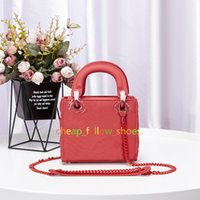Wholesale designers bag resale online - New Fashion designer luxury handbags purses handbag high quality cross body bags handbags Outdoor leisure shopping bag