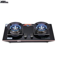 Wholesale gas stove online - quality AAA Spot home fire energy saving Desktop embedded gas stove Natural gas liquefied gas stove