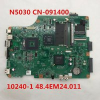 Wholesale intel laptop motherboards for sale - for Inspiron N5030 Laptop Motherboard CN EM24 para M5030 placa madre Full Tested