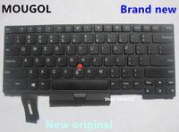lenovo thinkpad yoga großhandel-MOUGOL Neue Original US Englisch Tastatur für Lenovo Thinkpad T480S E480 L480 L380 L380 Yoga Teclado 01YP320 01YP240 01YP480 01YP4