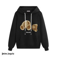 Wholesale cute color hoodies for sale - Group buy Fashion Hoodies for Men Women Brand Letter Printed with Cute Bear Hoodie Sweater Tops Men Luxury Letters Sweatshirt Designer Streetwear