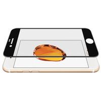 handy schutzfolie großhandel-3D gebogenes Carbon-Faser-ausgeglichenes Glas für iPhone 8 7 6 6S plus X Xs maximales XR HD schützendes Handy-Schirm-Schutz-Film X9