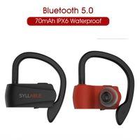 b678ff47344675 heap Bluetooth Cuffie auricolari 2pcs SYLLABLE D15 Bluetooth V5.0 TWS  auricolari True Wireless auricolari stereo nell'orecchio Sport con .