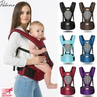 Wholesale baby carry seat resale online - 2019 Activity Accessories Baby Carrier With Hip Seat Removable Multifunctional Waist Support Stool Strap Backpacks Carriers