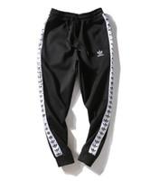 ingrosso nuovi pantaloni casual per le donne-Autunno nuovi pantaloni pantaloni sportivi da uomo casual da uomo moda uomo