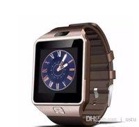 цена мобильного телефона оптовых-Foctory цена смарт-часы dz09 smartwatch GT08 U8 A1 Wrisbrand Android iPhone iwatch смарт-SIM интеллектуальный мобильный телефон часы