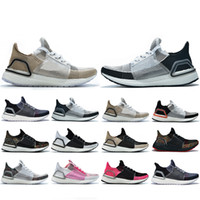 Wholesale new styles shoes for men resale online - New Style Ultra Running shoes For men women Cloud White Black Dark Pixel Refract Clear Brown Primeknit sports trainers sneakers