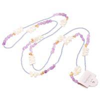 handgewebte perlen großhandel-PearlFor Women natürliche Süßwasser Barock Perle Großhandel neue Modeschmuck Reine Handweberei