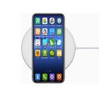 goophone 16gb 4g оптовых-Разблокирована GooPhone хз 5,8 дюйма 1 ГБ оперативной памяти 8/16 Гб ROM истинное лицо идентификатор поддержка беспроводной зарядное устройство мобильного телефона к 3G показать 4G LTE смартфон