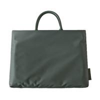 Wholesale korean laptop bags for sale - Group buy Men Women Briefcases Ladies Handbag Korean Simple Fashion Briefcase Unisex Inch Laptop Bag Oxford Cloth Bag Soild Schoolbag