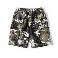 Wholesale new trendy pants for sale - Group buy New Summer Short Pants Trendy Street Hip hop Sports Loose Straight Designer Shorts Printed Alphabet Sports Men s Basketball Shorts