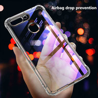 Wholesale water proof case for mobiles online – custom For Huawei Mate Lite High transparency Acrylic in Mate X Mobile Shell Mate20 Pro Four corner Drop proof TPU