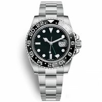 Wholesale rotary timing resale online - Men s Leisure luxury Watch Greenwich Time II series Deluxe Sports Automatic Machinery Crown Waterproof Watch Rotary type Word circle