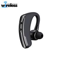 Wholesale single earphone mic resale online - P11 Wireless Bluetooth Headphones Bluetooth Stereo Wireless Earphones Earbuds Headset Single headphone With Mic