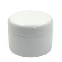 boş makyaj konteynerleri ücretsiz gönderim toptan satış-30g 50g Doldurulabilir Boş Krem Kavanoz Makyaj Örnek Şişe Kozmetik Konteyner Plastik Kozmetik Örnek Kavanoz Şişe Ücretsiz Kargo